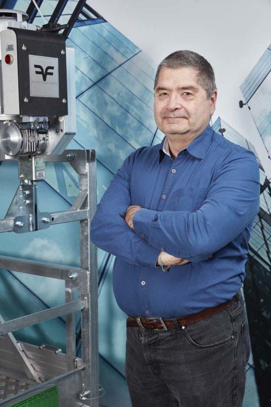 Bernard RAVILLY - Industrial Designer