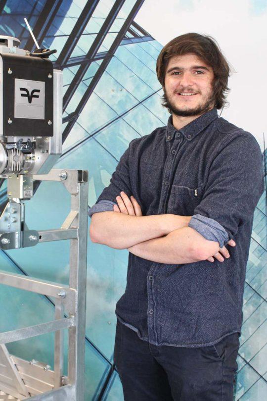 Clément VIGIER - Project Manager (Apprentice)