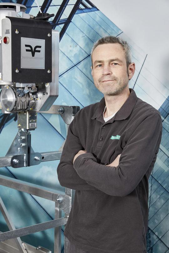 Julien FOURNIER - Quality Controller