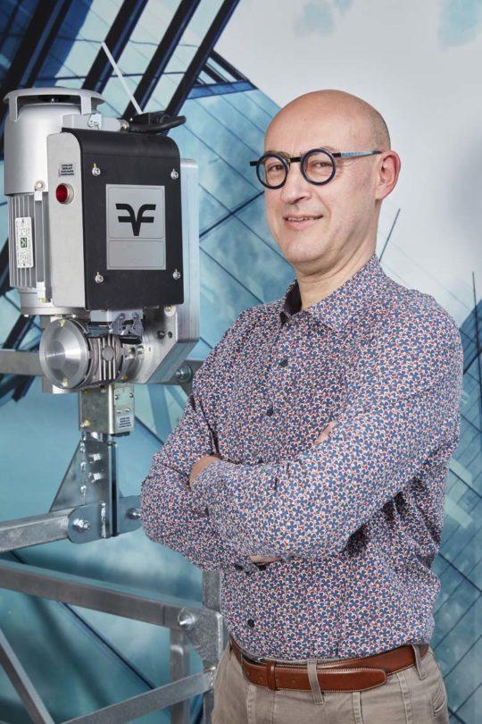 Myrtil OUVRARD - Innovation & Development Director