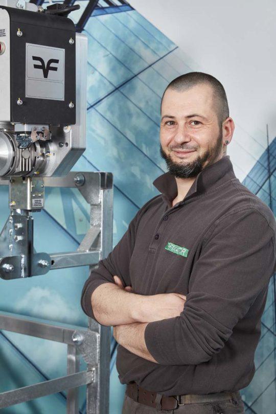 Nicolas MAUGIN - Warehouse Operator
