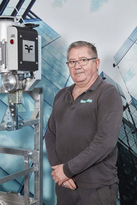 Philippe AURILLARD - Workshop Manager